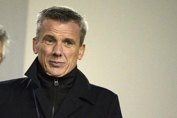 Johan Verbist is niet langer scheidsrechtersbaas