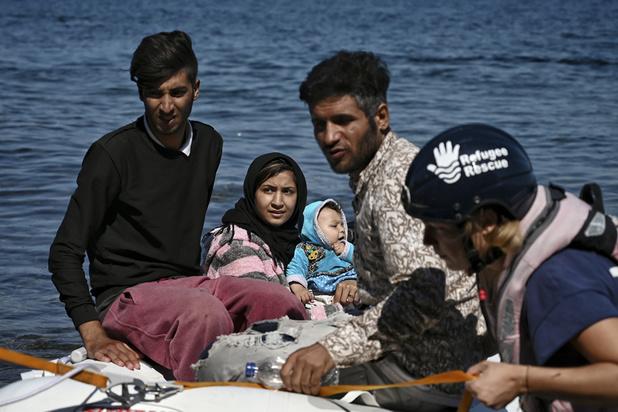 Craintes européenne d'un afflux migratoire face à la menace d'une opération turque