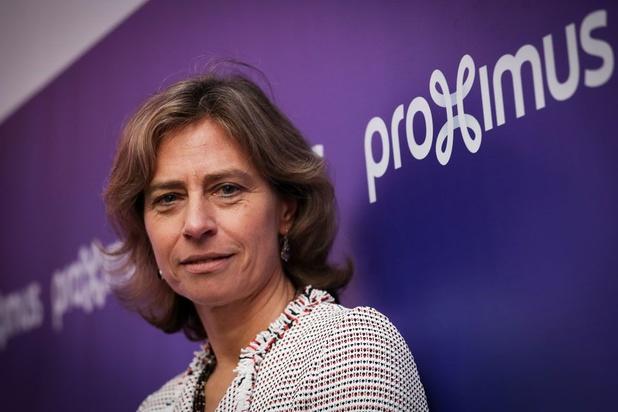 Dominique Leroy stapt op als CEO van Proximus en gaat naar KPN