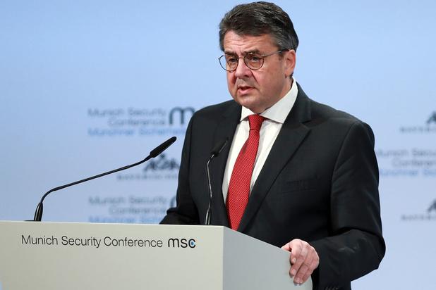 Voormalig Duits vicekanselier Sigmar Gabriel wordt benoemd bij Deutsche Bank
