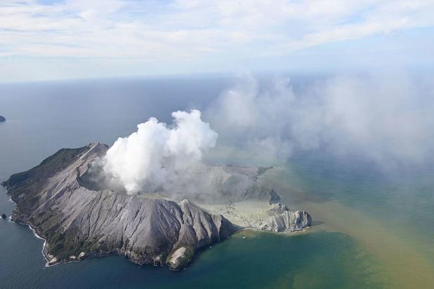 5 doden en tientallen mensen vermist na vulkaanuitbarsting in Nieuw-Zeeland