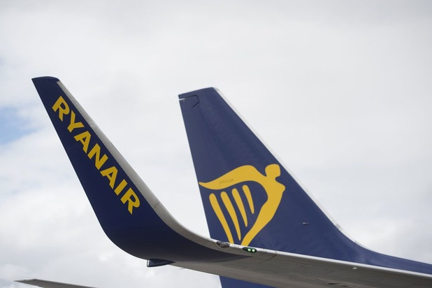 Ryanair grijpt in: 20 procent minder vluchten in september en oktober