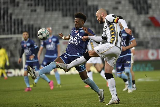 Jupiler Pro League: Charleroi et Mouscron partagent 1-1, une mauvaise affaire pour l'Excel