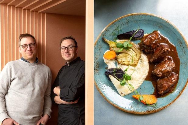 Karaktervol interieur en gastronomisch meesterschap bij Tandem in Brussel
