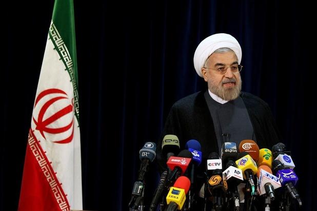 Rohani: Europeanen moeten zich aan hun engagement houden