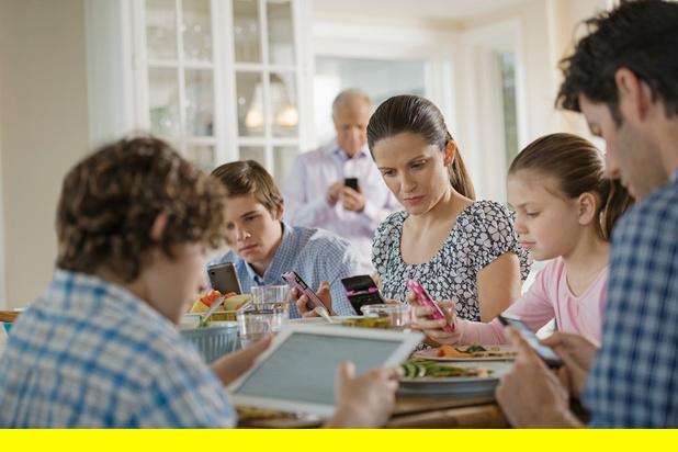 90% des Wallons connectés, mais plus d'un sur trois en difficulté numérique!