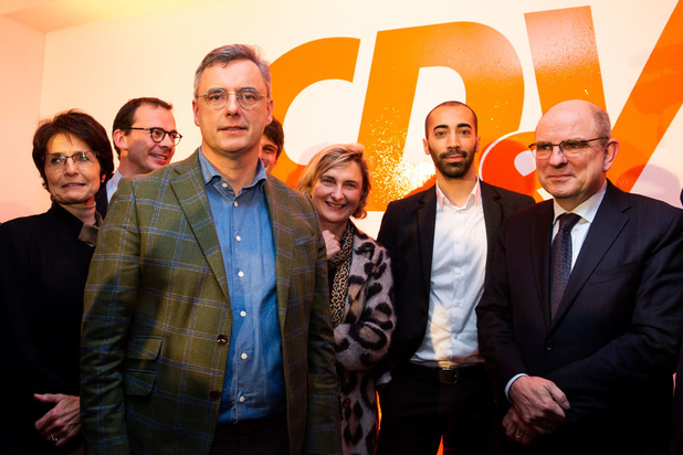 Joachim Coens verkozen tot nieuwe CD&V-partijvoorzitter