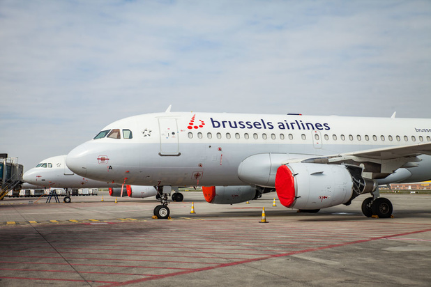Brussels Airlines duikt zwaar in het rood