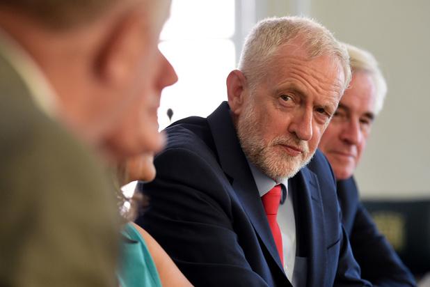 L'opposition britannique tente d'empêcher une sortie de l'UE sans accord