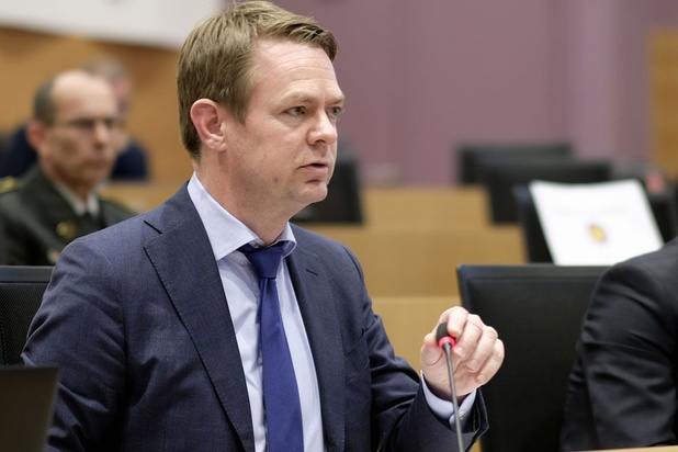 Hendrik Bogaert (CD&V): 'Paarsgroen is pest en cholera samen'