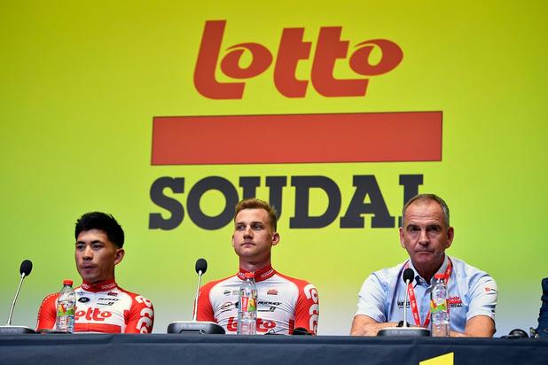 Lotto Soudal vise des victoires d'étapes, et rêve d'un succès à Bruxelles