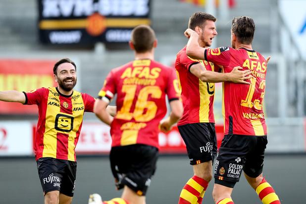 Anderlecht gaspille un avantage de deux buts à Malines (2-2)
