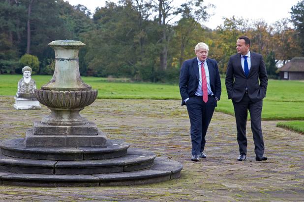"""Une sortie de l'UE le 31 octobre est la """"priorité"""" de Londres"""