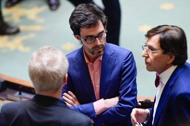 Carl Devos over nieuwste peiling: 'De goede uitslag van Groen verbleekt tegenover die van Ecolo'