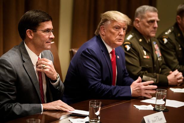 Les Etats-Unis retirent jusqu'à 1.000 soldats du nord de la Syrie