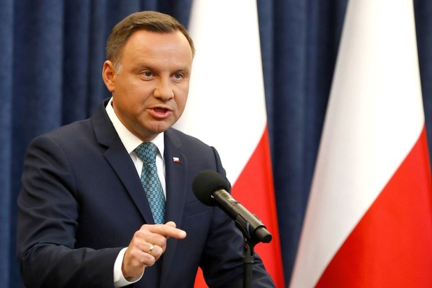 Coronavirus: le président polonais Andrzej Duda testé positif
