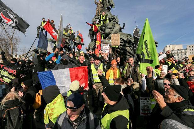 En France, un possible compromis en vue, mais pas d'arrêt immédiat de la grève