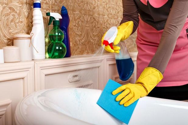 Comment les produits ménagers polluent l'air intérieur