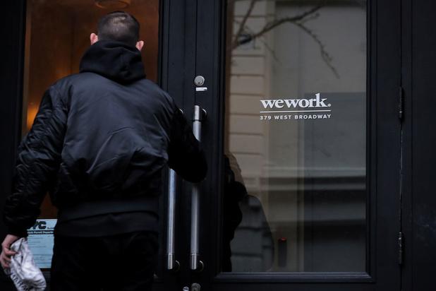 'WeWork exploiteerde het Facebook-trauma'