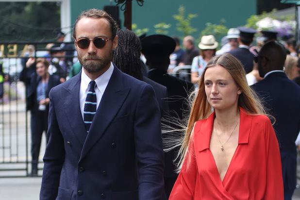 James Middleton, le petit frère de Kate, fiancé
