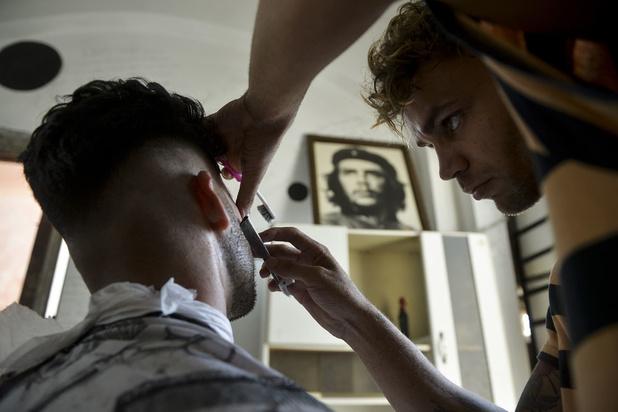 A Cuba, les révolutionnaires n'ont plus la barbe, les jeunes branchés oui