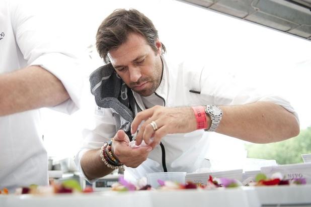 Le chef Sergio Herman quitte The Jane (Anvers), l'un des plus beaux restaurants du monde