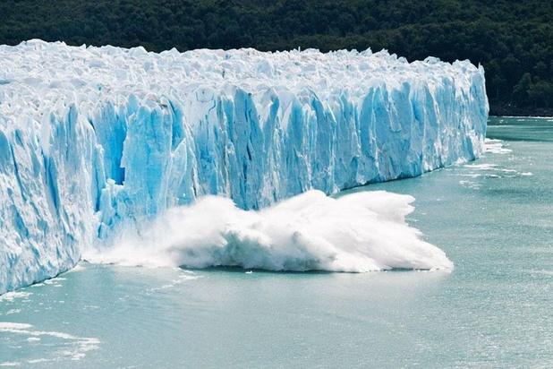 Recordtemperatuur van ruim 20 graden genoteerd op Antarctica