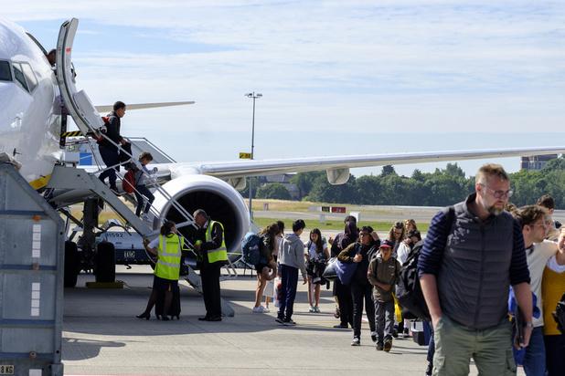 Cinq nouvelles destinations au départ de l'aéroport de Charleroi