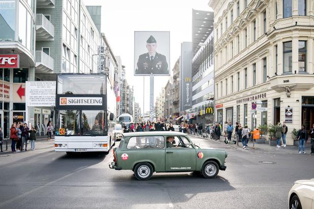 Voyage dans le Berlin-Est communiste grâce à la réalité virtuelle