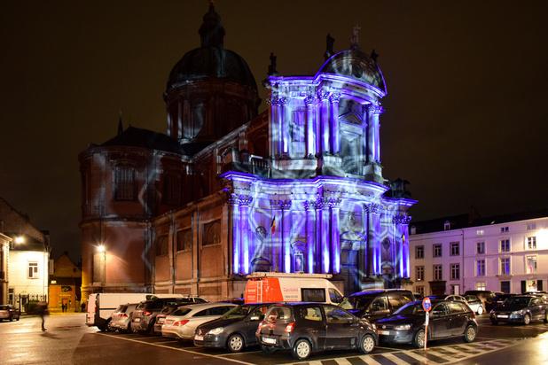 Namur a revêtu son habit de lumière