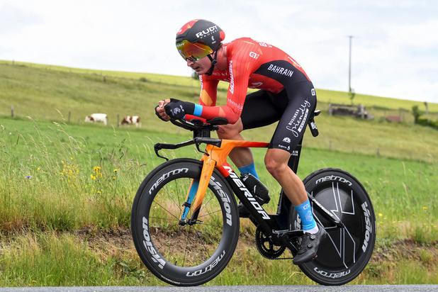 Critérium du Dauphiné: Mark Padun remporte la 7e étape, Richie Porte prend la tête du général