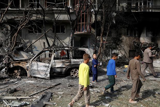 """""""L'Afghanistan écrira à nouveau sa propre histoire, comme il l'a fait pendant des siècles"""""""