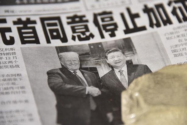'Europa moet geen kant kiezen in een conflict tussen de Verenigde Staten en China'