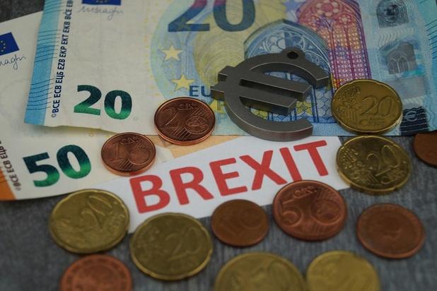 Un Brexit dur coûterait 3,2 milliards d'euros d'exportation à la Belgique