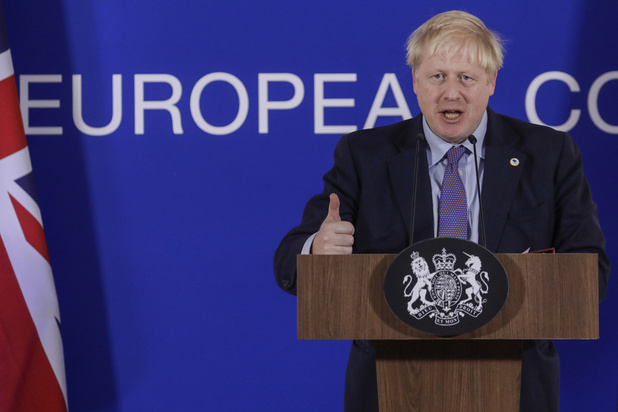 Brexit : après l'accord trouvé à Bruxelles, Johnson s'attelle à convaincre Westminster