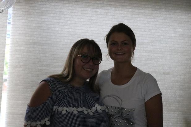 Verpleegsters Zohra en Emely uit Houthulst werkten een maand in Senegal