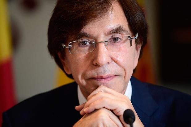 """Di Rupo: """"Le rejet de Khattabi à la Cour constitutionnelle est un accident grave"""""""