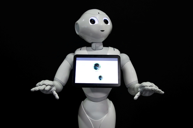 Pepper le robot prend sa retraite