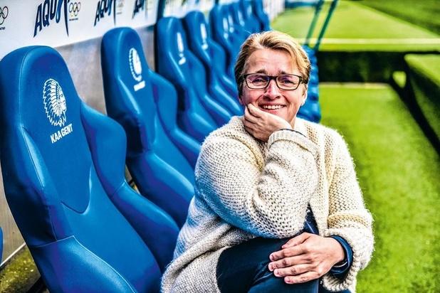 'Elke club zou een vrouwenteam moeten hebben'