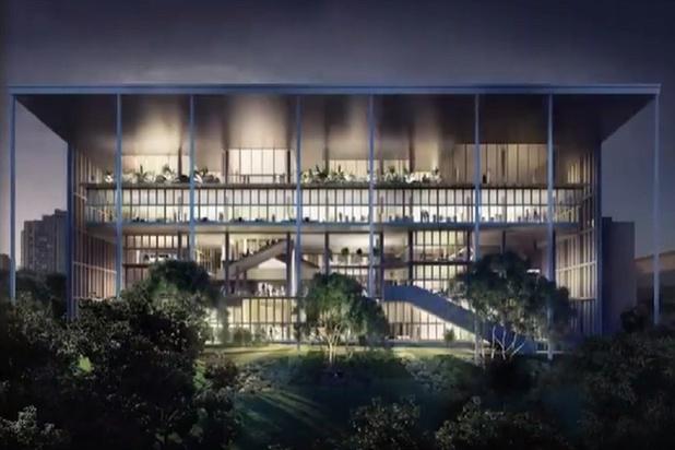 Un bâtiment auto-suffisant en énergie à Singapour
