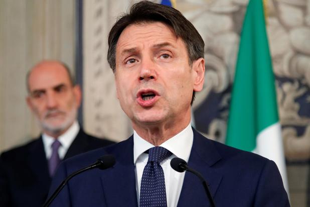 Nieuwe Italiaanse regering legt donderdag eed af