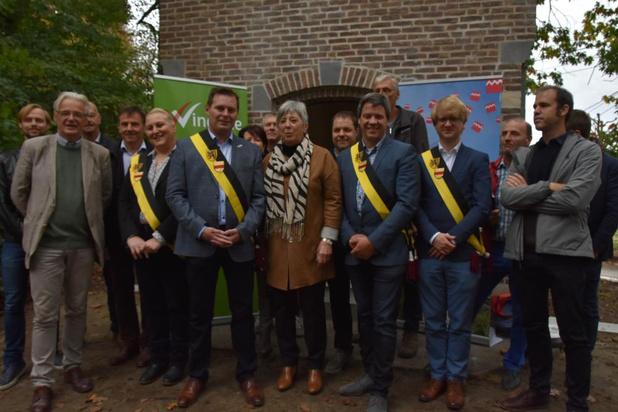 Veldkapel langs Sint-Pietersveld in Wingene officieel ingehuldigd