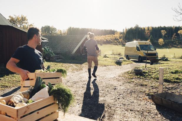 En Belgique, 91% de l'agriculture bio est wallonne