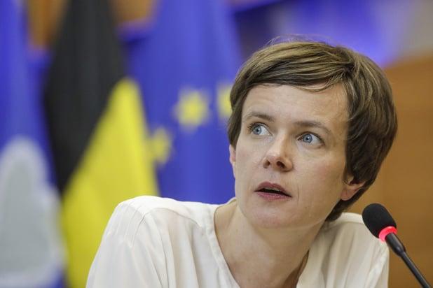 Cieltje van Achter (N-VA) over Brusselse begroting: 'Vergelijking met Oosterweel houdt geen steek'