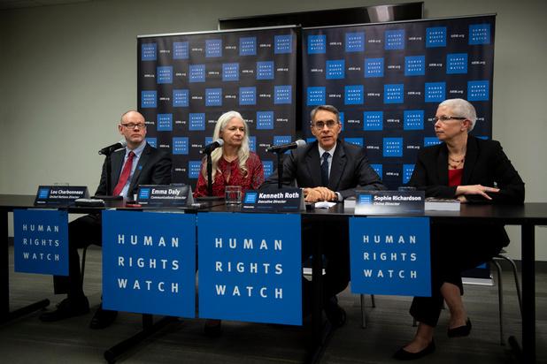 Le Mexique viole les droits des migrants clandestins, selon Human Rights Watch