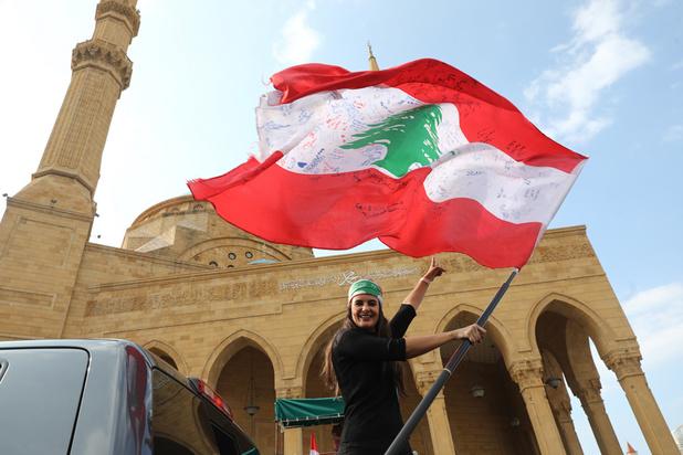 Liban : face-à-face tendu manifestants-policiers avant une importante séance au Parlement