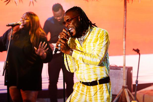 Nigeriaanse popster Burna Boy is eerste headliner van Fire Is Gold