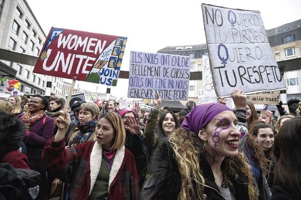 """Sylvie Lausberg : """"Les femmes ont gagné la bataille des idées"""""""