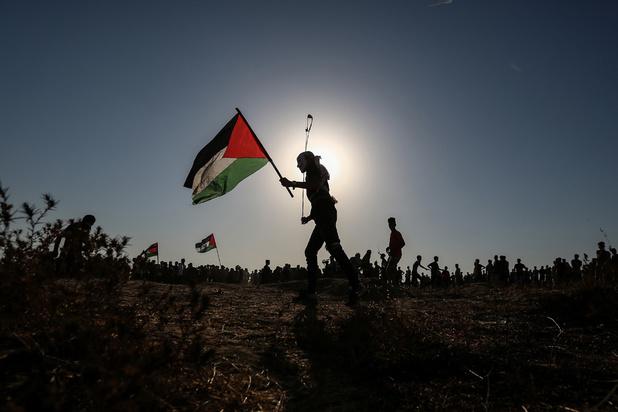 Drie Palestijnen aan grens met Gaza gedood