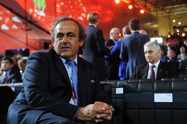 Michel Platini vangt bot bij Europees Hof voor de Rechten van de Mens